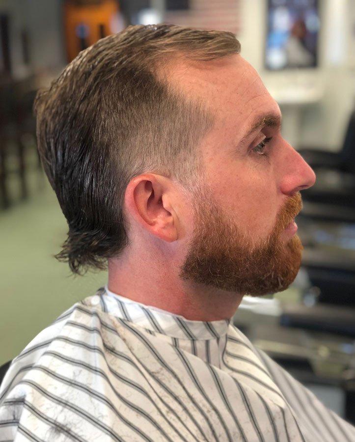 best classic haircuts and beard trim at gents classic barbershop in menomonee falls