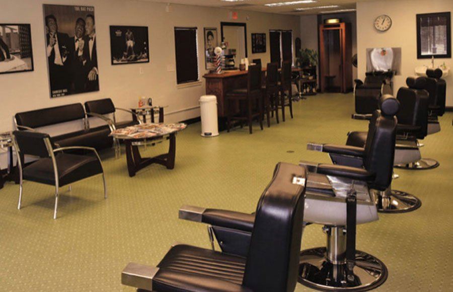 best clean and sanitized barbershop in the area