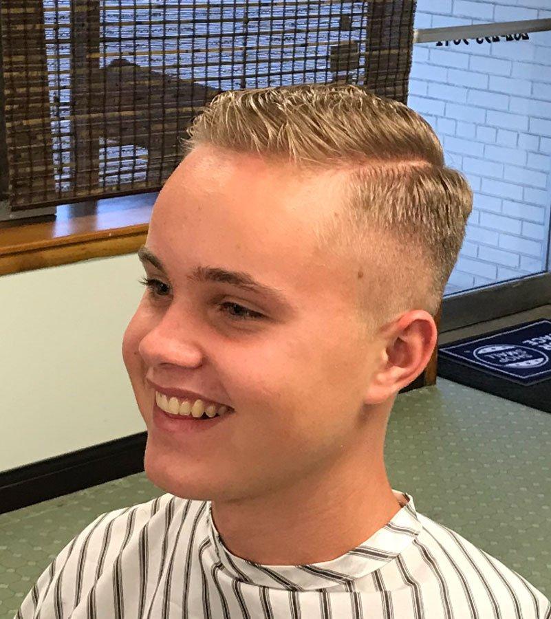 best haircuts for teenage highschool men in milwaukee