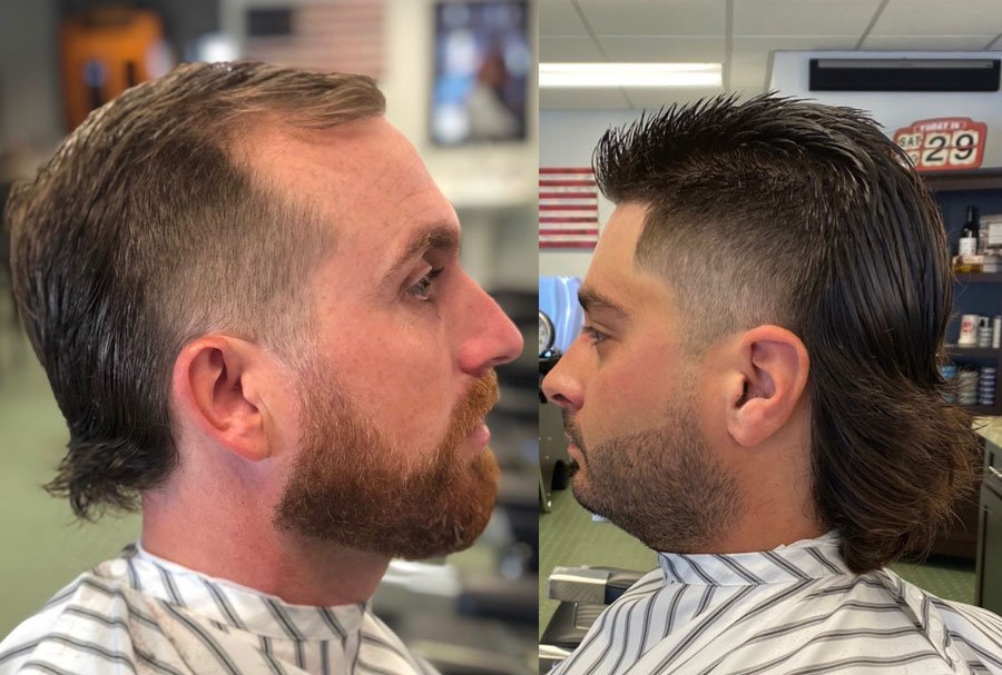 best mens style haircuts beard trimming in milwaukee